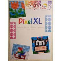 XL mintafüzet