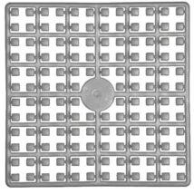 Pixelnégyzet - 561 - ezüst