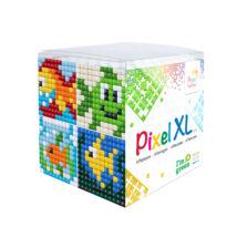 Pixel XL szett - Halak (6x 6 cm)