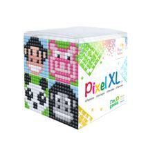 Pixel XL szett - Állatok 1 (6x 6 cm)