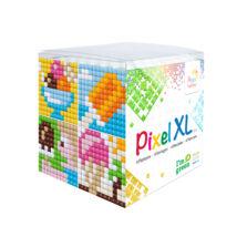 Pixel XL szett - Fagylaltok (6x 6 cm)