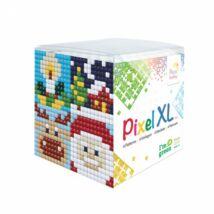 Pixel XL szett - Karácsonyi (6x 6 cm)