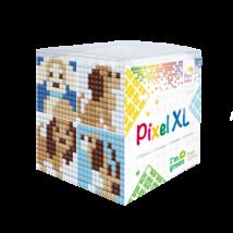 Pixel XL szett - Kutya (6x 6 cm)