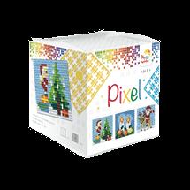 Pixel Kocka - Karácsonyi