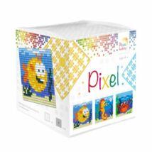 Pixel Kocka - Tenger állatai