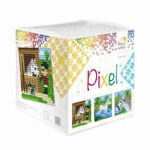 Pixel Kocka - Lovas