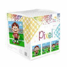 Pixel Kocka - Focis