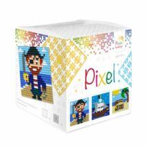 Pixel Kocka - Kalóz