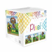 Pixel Kocka - Kutyus