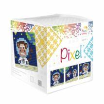 Pixel Kocka - Űrhajós