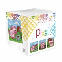 Pixel Kocka - Malac