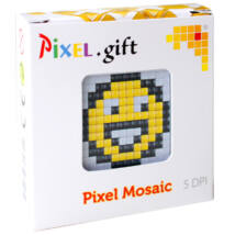 Mini Pixel XL szett - Smiley (6x 6 cm)