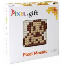 Mini Pixel XL szett - Kutya (6x 6 cm)