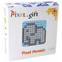 Mini Pixel XL szett - Elefánt (6x 6 cm)