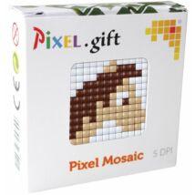 Mini Pixel XL szett - Ló (6x 6 cm)