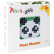 Mini Pixel XL szett - Panda (6x 6 cm)
