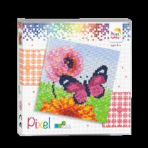 Pixel szett 4 alaplapos - Pillangó