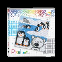 Pixel szett 4 alaplapos - Arktisz