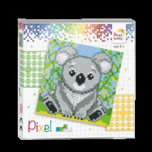 Pixel szett 4 alaplapos - Koala