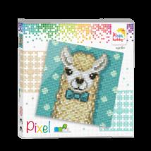 Pixel szett 4 alaplapos - Alpaka