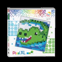Pixel XL szett - Krokodil (12x 12 cm)