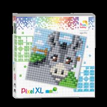 Pixel XL szett - Szamár (12x 12 cm)