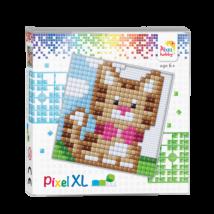 Pixel XL szett - Cica 12x 12 cm)