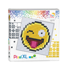 Pixel XL szett - Smiley (12x 12 cm)