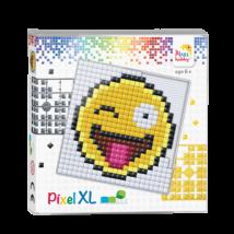 Pixel XL szett - Smiley (12x 12 cm)