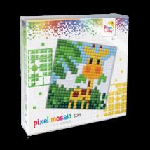 Pixel XL szett - Zsiráf (12x 12 cm)