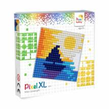 Pixel XL szett - Naplemente (12x 12 cm)