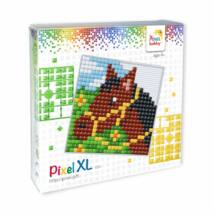 Pixel XL szett - Ló (12x 12 cm)