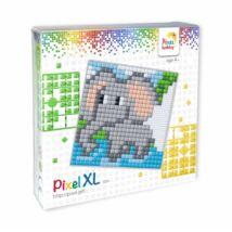 Pixel XL szett - Elefánt (12x 12 cm)