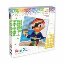 Pixel XL szett - Kalóz 1. (12x 12 cm)