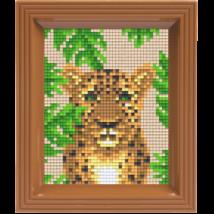 Pixel készlet - Leopárd (dzsungel)