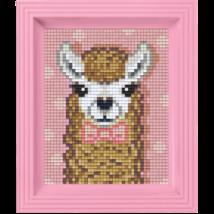 Pixel készlet - Alpaka barna (dzsungel)