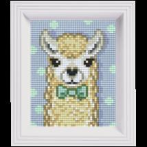 Pixel készlet - ALPAKA FEHÉR (dzsungel)