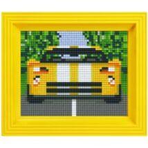 Pixel készlet - VERSENYAUTÓ