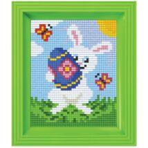 Pixel készlet - Nyuszi tojással