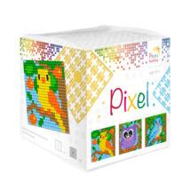 Pixel Kocka - madarak