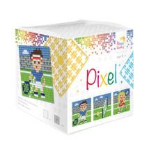 Pixel Kocka - Tenisz