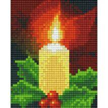 Pixelhobby minta - gyertya