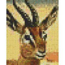Antilop (10,1x12,7cm)