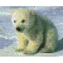 Pixelhobby szett - jegesmedve
