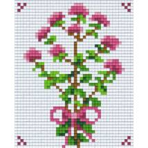 Virág 1 (10,1x12,7cm)