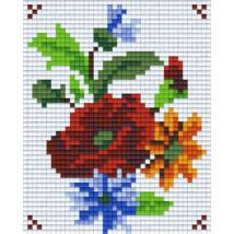 Virág 7 (10,1x12,7cm)