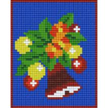 Karácsonyi harangok (10,1x12,7cm)
