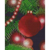 Karácsonyfadísz (20,3x25,4cm)
