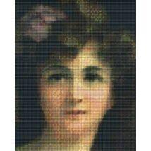 Portré (20,3x25,4cm)
