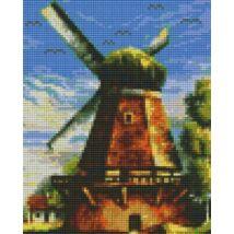 Szélmalom (20,3x25,4cm)